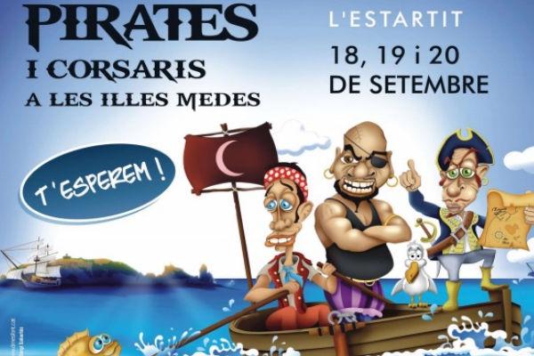 Fête des pirates et des corsaires à l'Estartit
