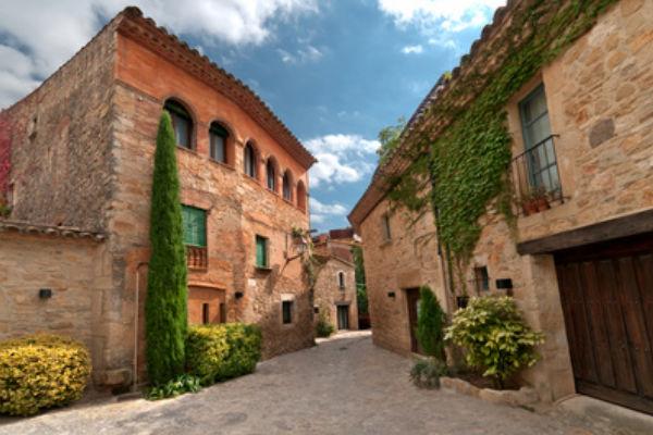 Villages medievaux proches d'el Estartit