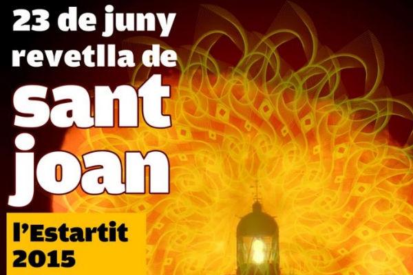 23 juin: nuit de San Joan, réservez tôt votre appartement à location à estartit… à éviter déception!