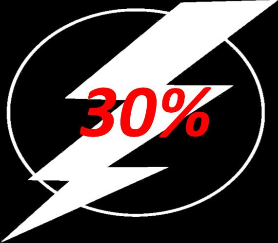 Oferta Flash 30% de descuento