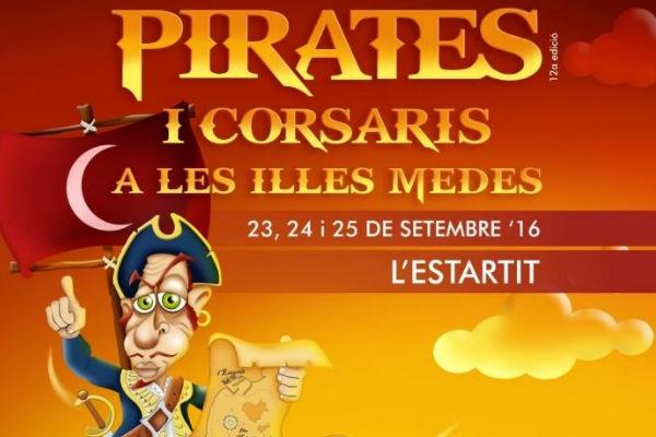 Pirates et corsaires aux îles medes