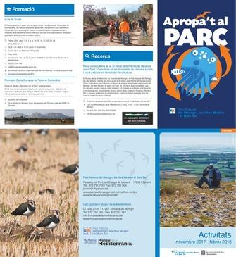 """Le Parc Naturel du Montgrí: approchez-vous de Santa Caterina avec les visites guidées du programme """"Apropa't al Parc"""""""