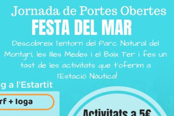 La station nautique de l'Estartit offre une journée de portes ouvertes – Mai 2019