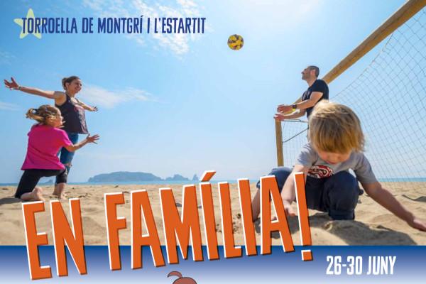 En Familia! Location d'appartements à l'Estartit et un complet programme d'activités destiné à toute la famille – Juin 2019