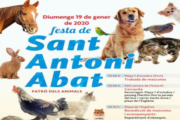 """""""Festa de Sant Antoni Abat"""" – Janvier 2020"""