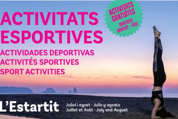 Activités sportives été 2020 – Juillet 2020