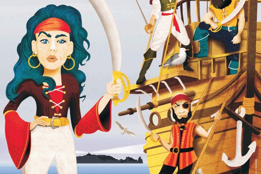 Foire des pirates et des corsaires