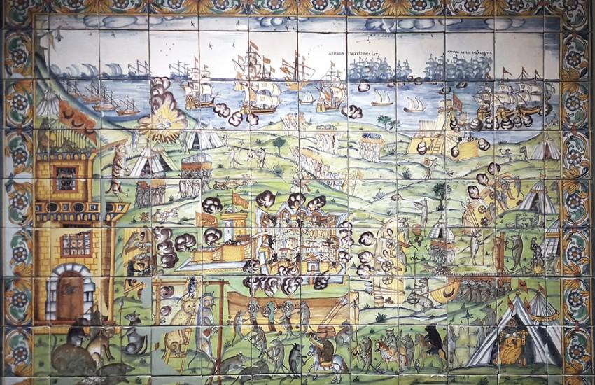"Exposition""1000 anys de ceràmica catalana"""